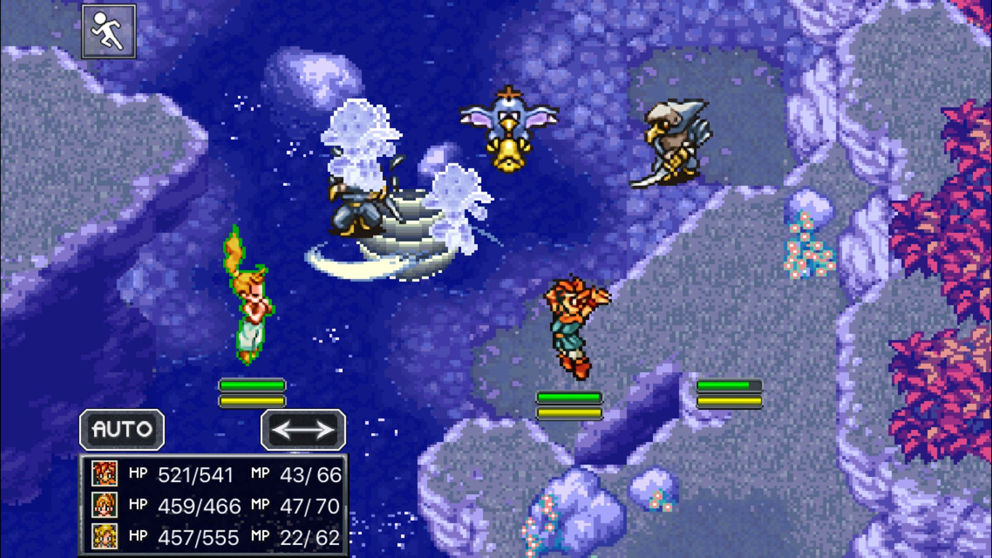 CHRONO TRIGGER (Upgrade Ver.) для Android