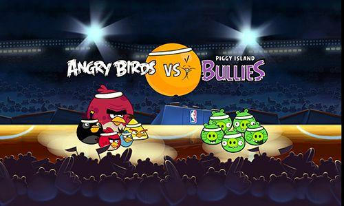 Злые птички: НБА финал