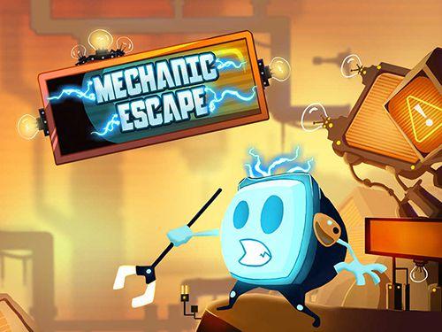 логотип Механический побег