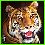 Super tiger sim 2017 Symbol