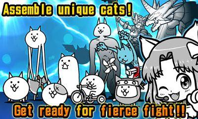 Battle Cats Screenshot