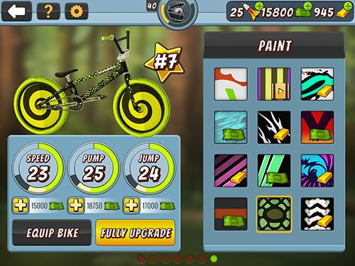 Rennspiele: Lade Verrückte Skills BMX 2 auf dein Handy herunter