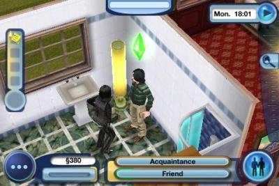 Скріншот The Sims 3: Ambitions на iPhone