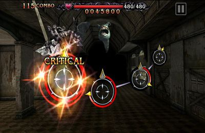 Shooter games DEMONS' SCORE in English