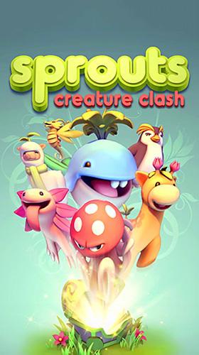 Sprouts: Creature сlash Screenshot