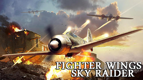 Fighter wings: Sky raider capture d'écran 1