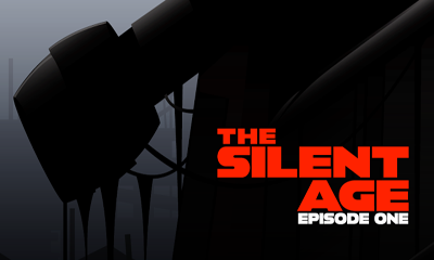 The Silent Age Screenshot