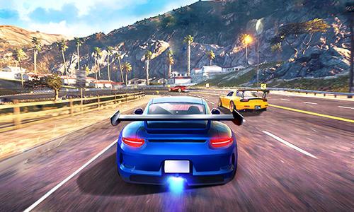 Racing games Street racing 3D for smartphone