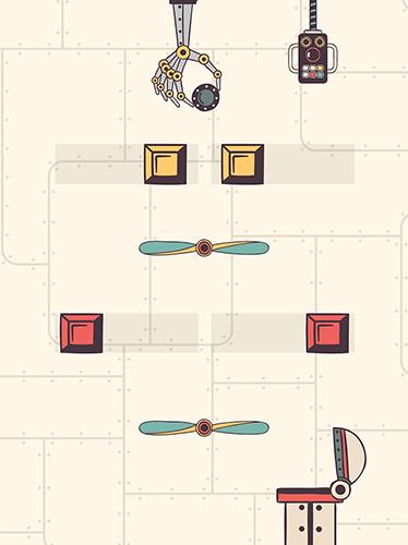 Logikspiele Steampunk puzzle: Brain challenge physics game für das Smartphone