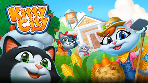 Kitty city captura de pantalla 1