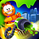 Garfield smogbuster Symbol