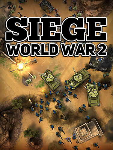 Siege: World war 2 captura de pantalla 1