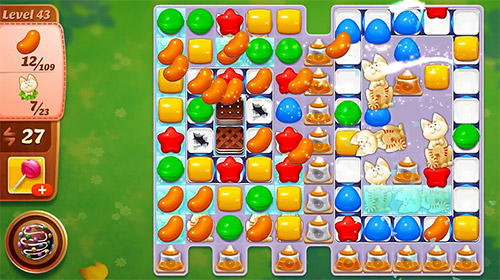 Town story: Match 3 puzzle для Android