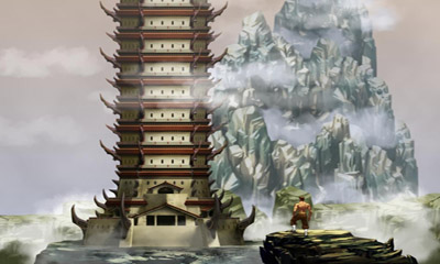 Arcade Kung Fu Quest The Jade Tower für das Smartphone