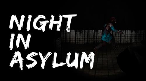 Night in asylum скріншот 1