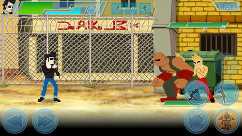 8 bit fighters para Android
