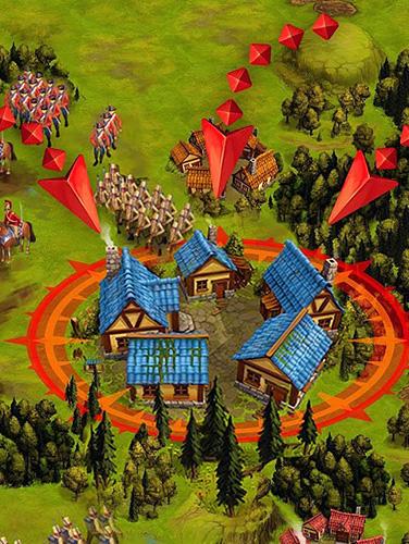 War spirit: Clan wars为Android