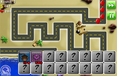 Screenshot Bloons TD 4 on iPhone