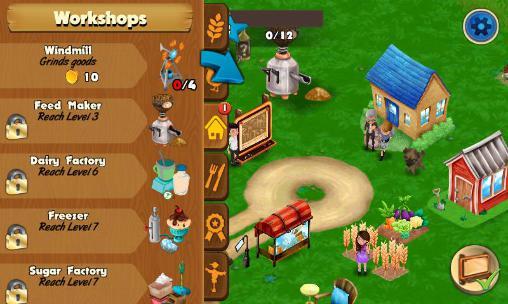 Simuladores Farm resort para teléfono inteligente