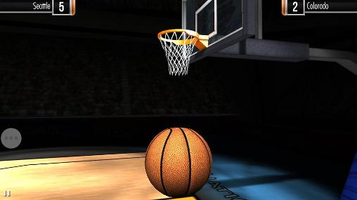 Basketball showdown screenshot 1