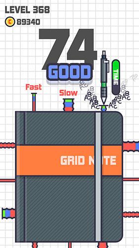 Arcade-Spiele Tap tap drill für das Smartphone