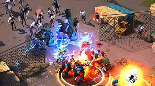 Hero Z: Doomsday warrior für Android