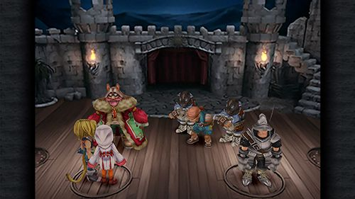RPGs (role playing): download Final fantasy 9 for your phone