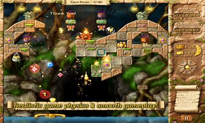 Fairy Treasure Brick Breaker screenshot 4