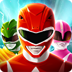 Mighty morphin: Power rangers. Morphin missions іконка