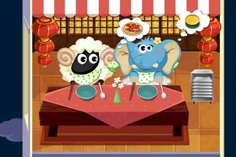 Das Restaurant von Dr. Panda auf Deutsch