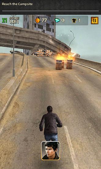 Maze runner: The scorch trials для Android