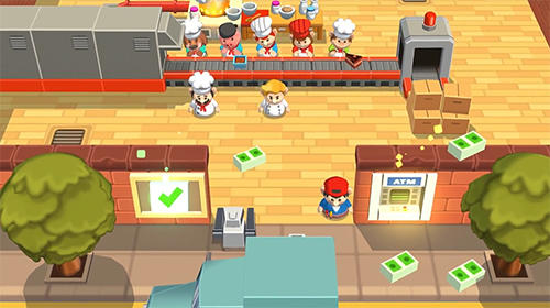 Idle cooking tycoon: Tap chef Screenshot