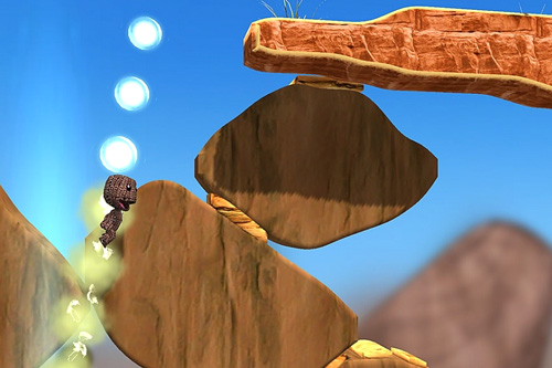 Cours, Sackboy! Cours!