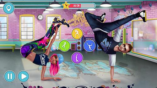 Hip hop battle: Girls vs. boys dance clash für Android