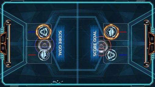 Multi air hockey screenshot 2