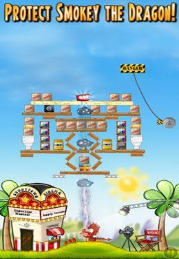 Arcade-Spiele: Lade Superdrache auf dein Handy herunter
