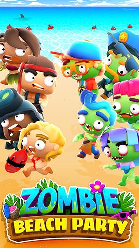 Zombie beach party Screenshot