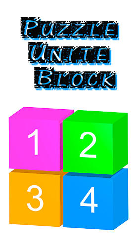 Puzzle unite block Screenshot