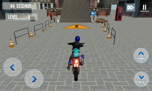 Bike racing: Stunts 3D für Android