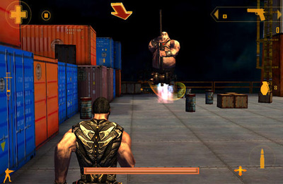 Screenshot M.U.S.E. auf dem iPhone