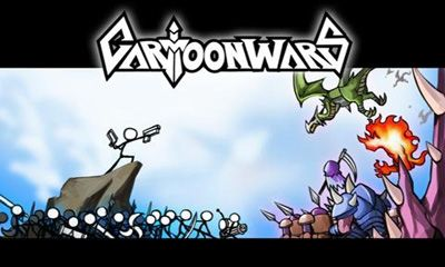 Cartoon Wars Screenshot