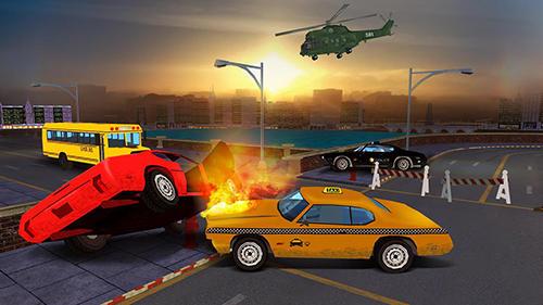 San Andreas crime simulator game 2017 für Android