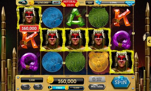 Pharaoh slot machines pour Android