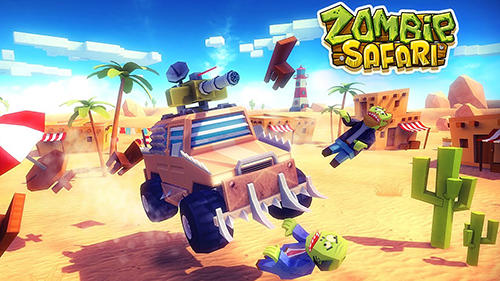 Zombie offroad safari screenshot 1