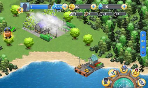 Harbor world для Android