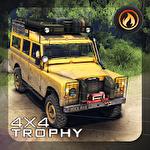 4x4 offroad trophy racing ícone