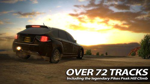 Rennspiele: Lade Rush Rally 2 auf dein Handy herunter