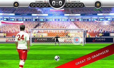 EuroGoal 2012 für Android