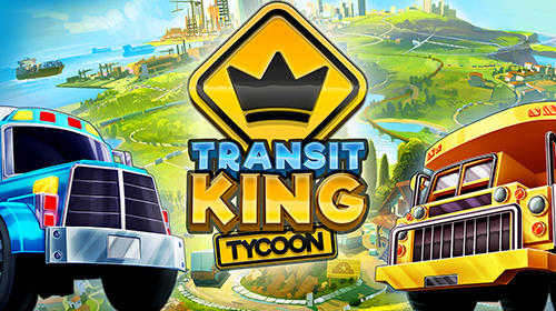 Transit king tycoon screenshot 1