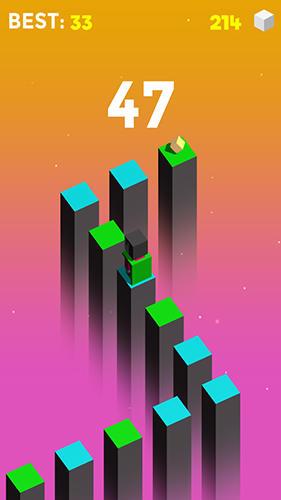 Jump cube für Android